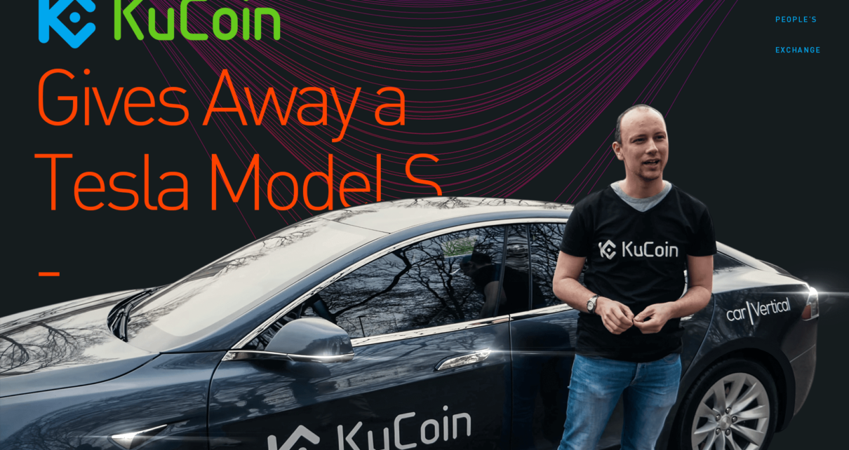 Tesla Model S Kucoin