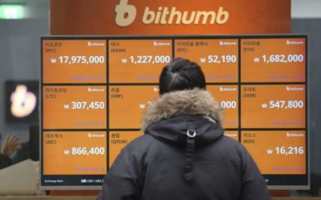 Bithumb, TeX, WAX, Power Ledger, Loopring, Gifto